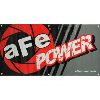 Banner, 2' x 4' ft.; aFe Power