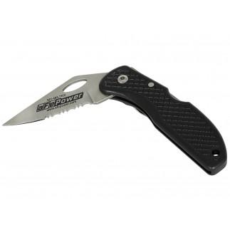 Knife w/ Black aFe POWER Logo on Blade