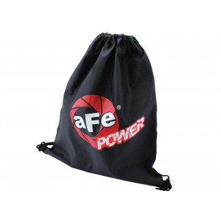 Black, Drawstring Bag