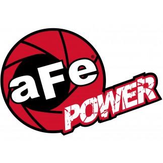 aFe POWER Circle Decal - 2-1/2
