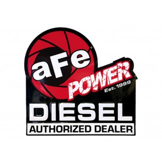 aFe POWER Authorized Dealer Sign
