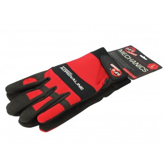 Apparel; Mechanics Gloves (XL)