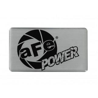 aFe POWER Domed Urocal Badge - 2-1/4