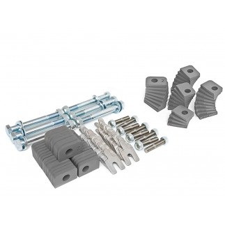 aFe Control PFADT Series Aluminum Frame Camber Kit