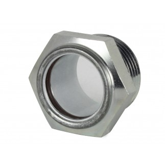Differential Cover Oil Level Sight Glass