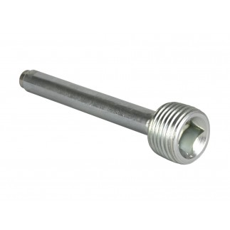 Differential Cover 1/2in NPT Deep Reach Magnetic Fill Plug