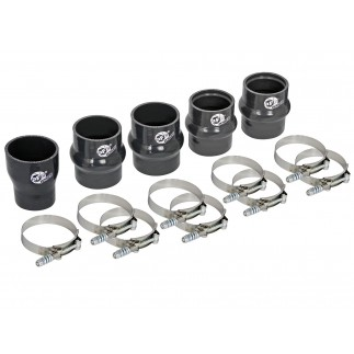 BladeRunner Intercooler Couplings & Clamps Kit - aFe Tubes Only