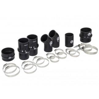 BladeRunner Intercooler Couplings & Clamps Kit - aFe Tubes Only