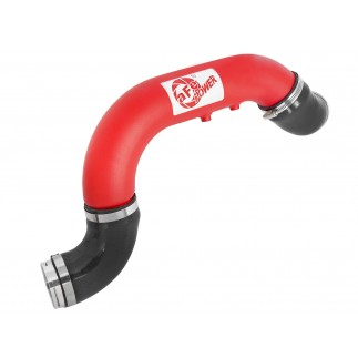 BladeRunner 3 IN Aluminum Cold Charge Pipe Red