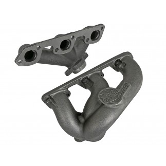 BladeRunner Ported Ductile Iron Exhaust Manifolds
