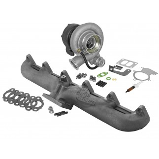 BladeRunner Street Series Turbocharger w/ Exhaust Manifold