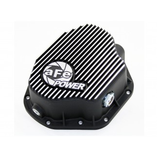 Rear Differential Cover, Machined Fins; Pro Series