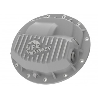 Street Series Front Differential Cover Raw w/ Machined Fins