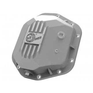 Street Series Differential Cover Raw w/ Machined Fins