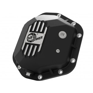 Street Series Differential Cover Black w/ Machined Fins