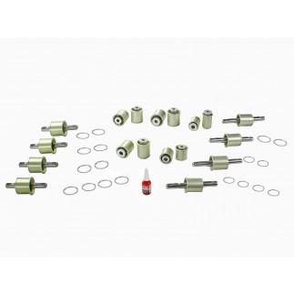 aFe Control PFADT Series Spherical Control Arm Bearings; Solid