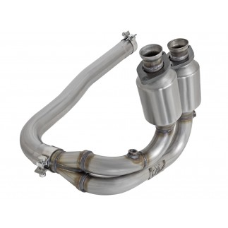 Direct Fit Catalytic Converter Replacements; Front