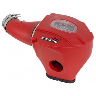 Momentum GT 'Limited Edition Red' Cold Air Intake System w/Pro DRY S Filter Media