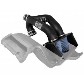 Magnum FORCE Stage-2 Dual 3-1/2 IN Cold Air Intake System w/Pro 5R Filter