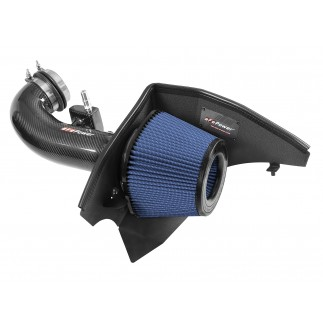 Track Series Carbon Fiber Cold Air Intake System w/Pro 5R Filter