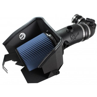 Magnum FORCE Stage-2 Cold Air Intake System - w/Black Cover & Pro 5R Filter Media