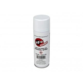 Air Filter Oil: 6.25 oz; Gold (Aerosol Spray)