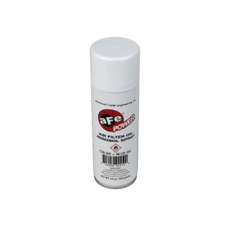 Air Filter Oil: 5.5 oz; Blue (Aerosol Spray)