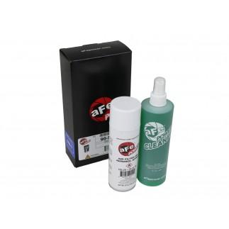 Air Filter Restore Kit: 5.5 oz Blue Oil & 12 oz Power Cleaner (Aerosol)