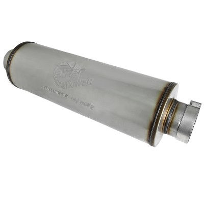 AFE Filters 49M10003 Mach Force-Xp 409 Stainless Steel Resonator