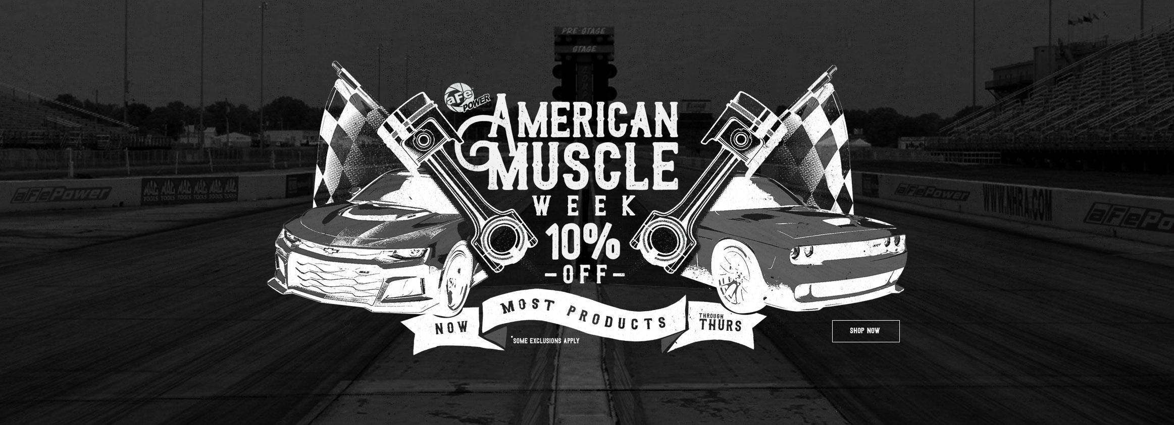 American Muscle Week