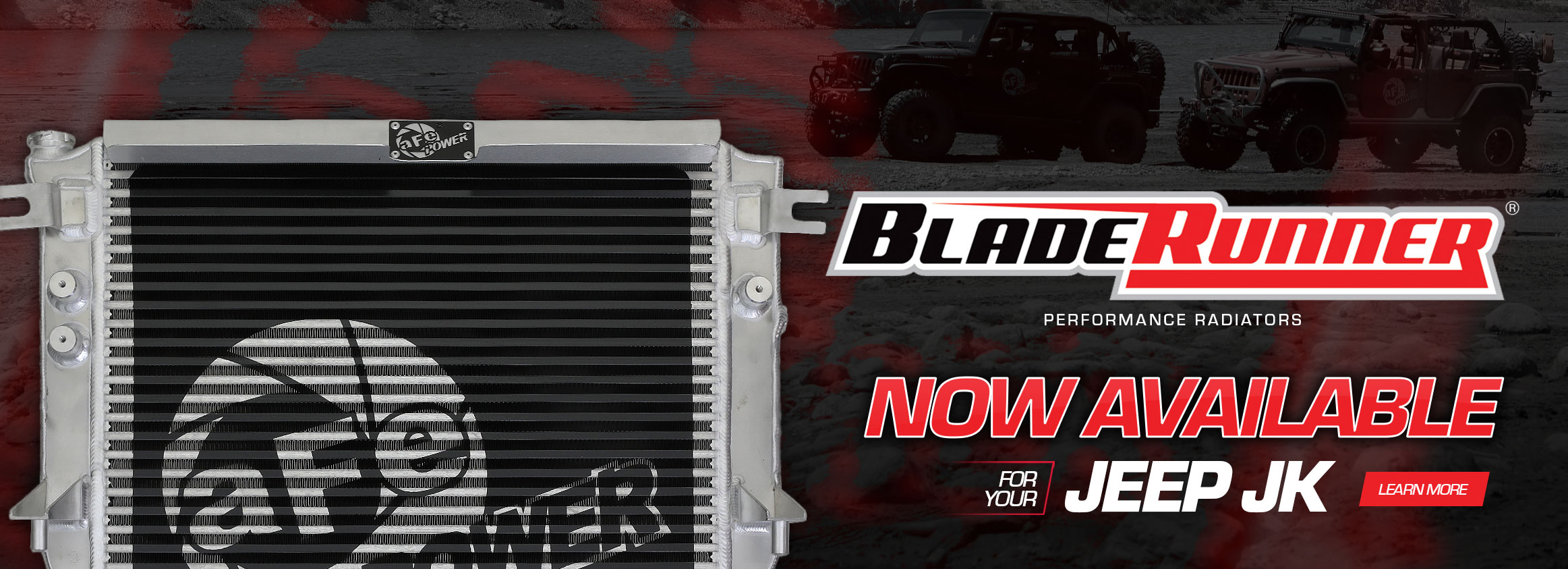 BladeRunner Performance Radiators