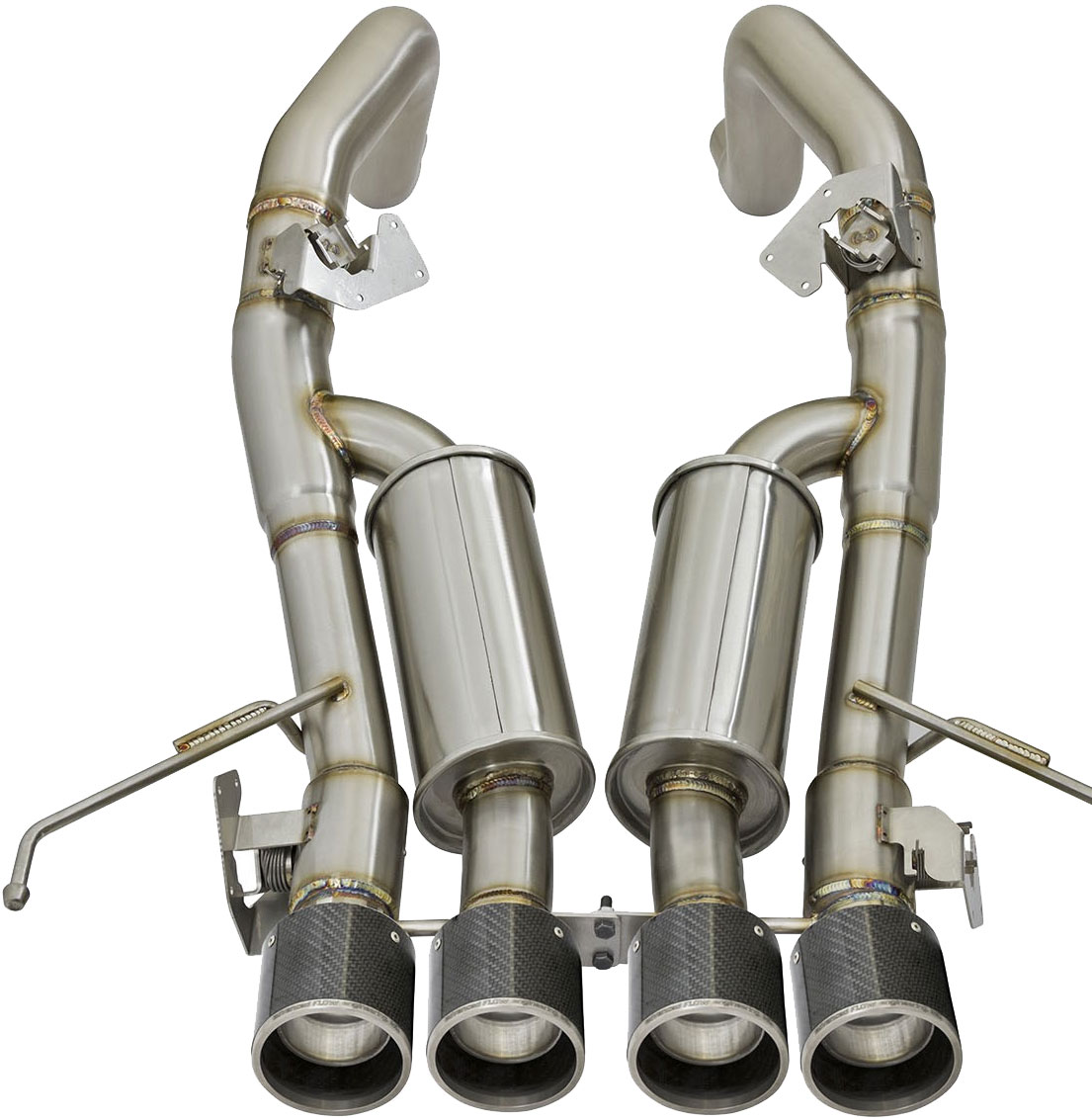 aFe Power - MACH Force-XP 3in Stainless Steel Axle-Back Exhaust System
