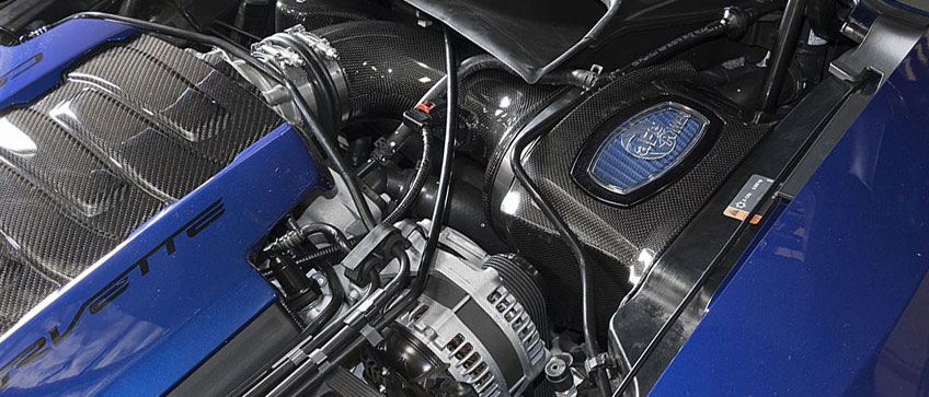 aFe Power - Momentum Black Series Carbon Fiber Intake