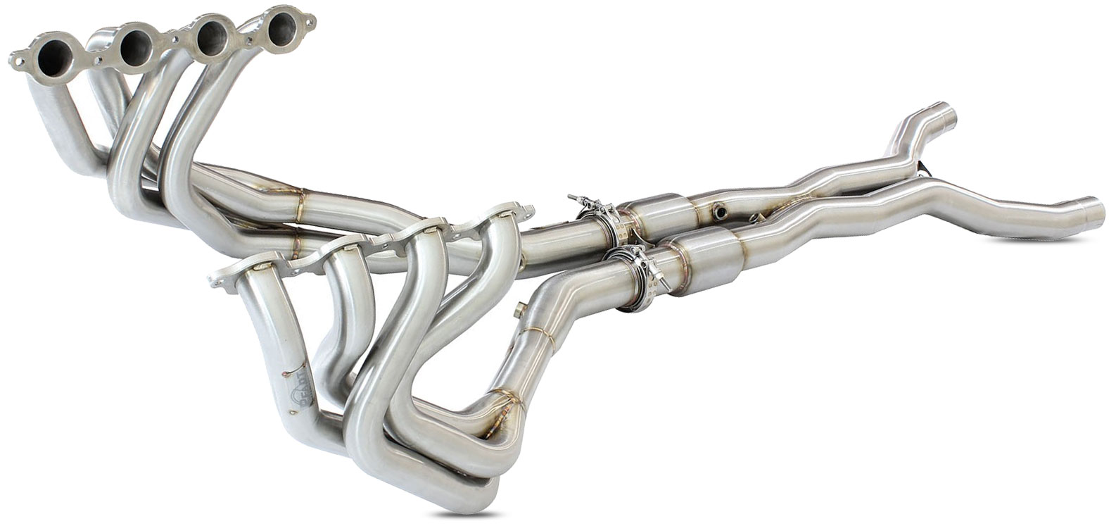 PFADT Series Tri-Y Long Tube Header & X-Pipe (Street Series)