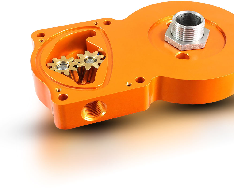 Dfs780 Diesel Fuel System Pumps Lift Afe Power 2008 Chevy Silverado Filter Location Helical Spur Gear Pump Design
