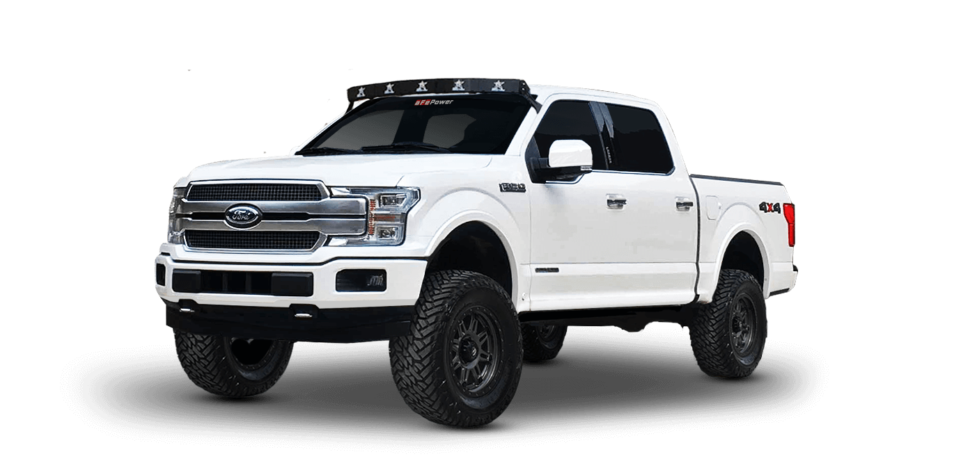 2018-2019 Ford F-150 Power Stroke Diesel 3 0L Performance