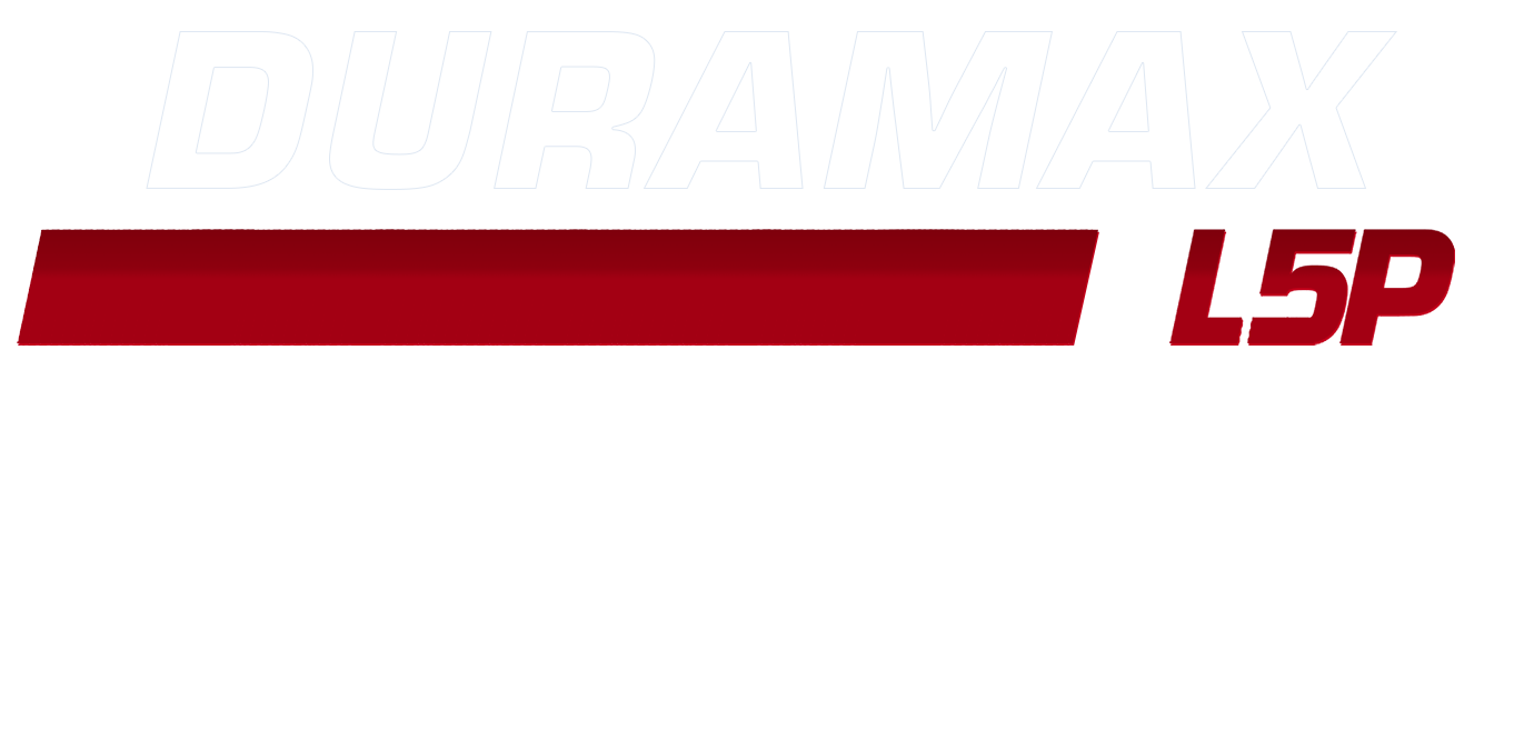 New 2017 Chevy/GMC Duramax L5P Performance Parts Intake