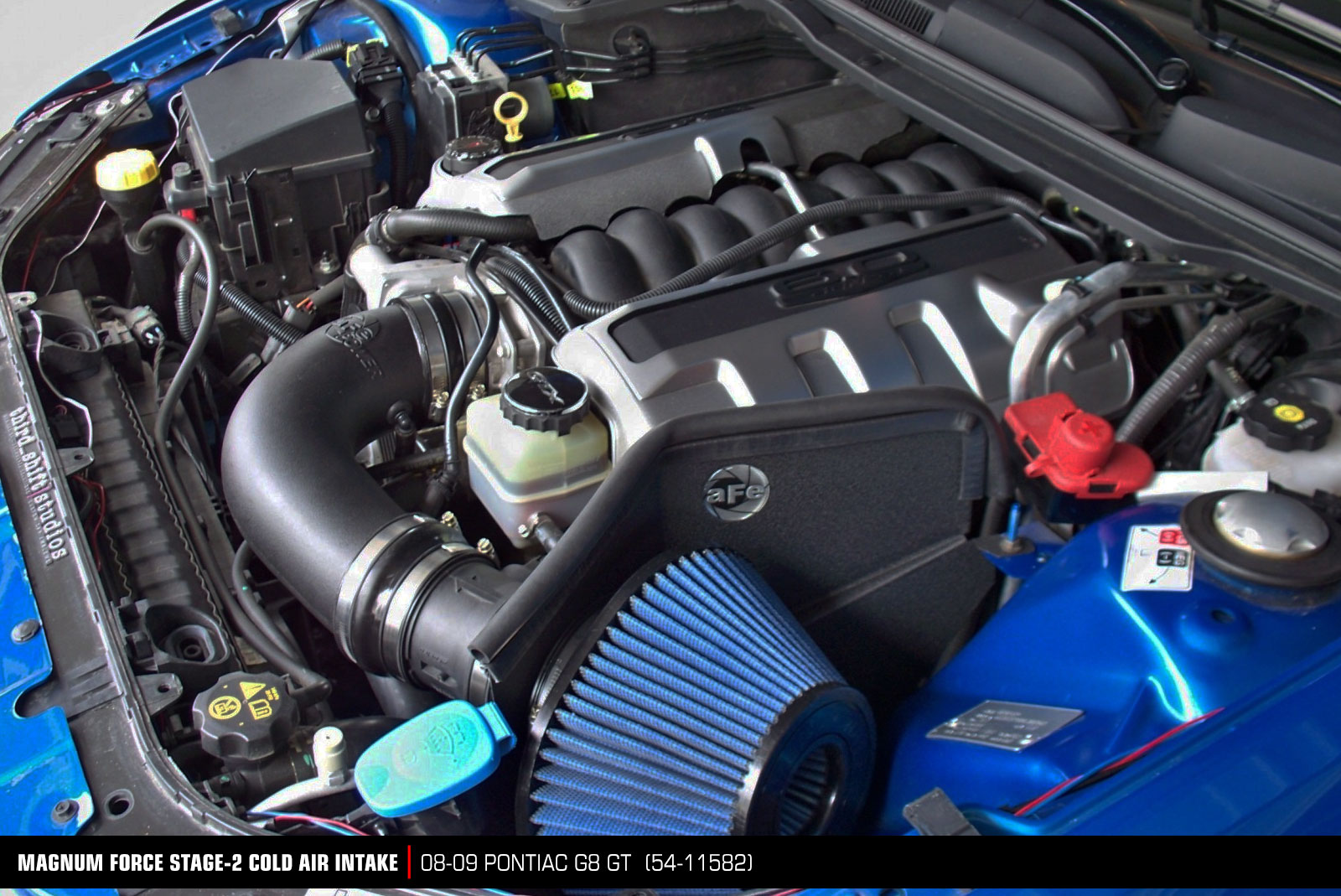 Magnum Force Cold Air Intake Systems | aFe POWER