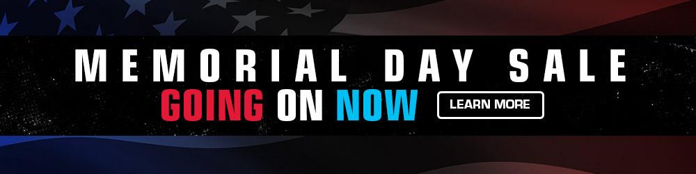 20% off sale memorial day