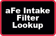 aFe Intake Filter Lookup