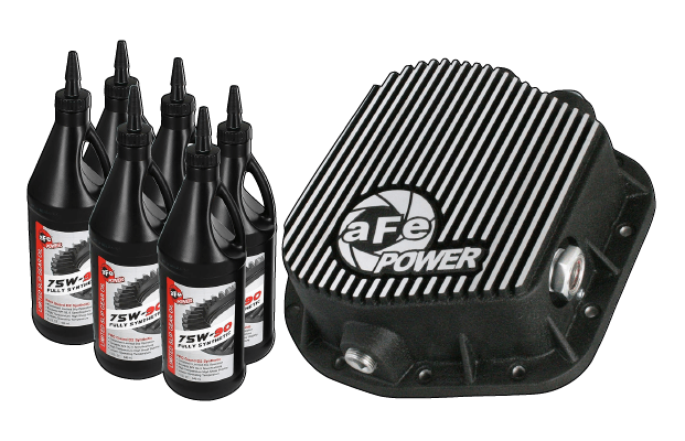 Pro Series with Gear Oil