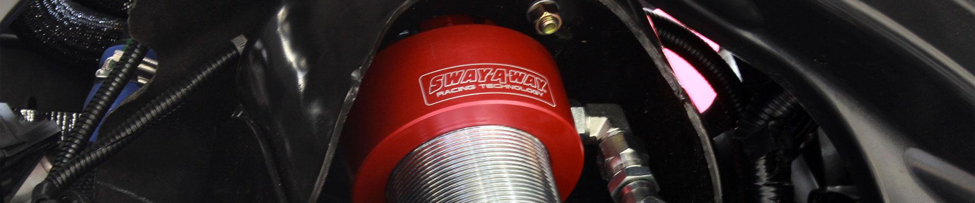 Swayaway Suspenion Raptor install