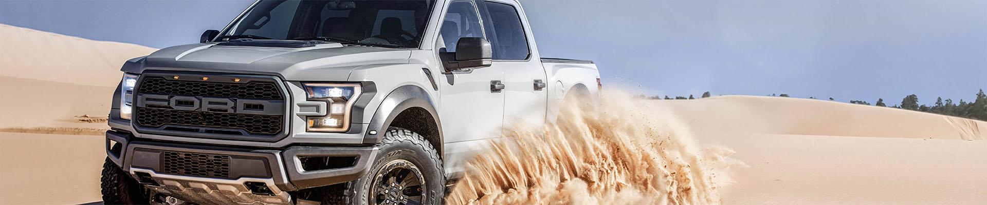 2017 Ford Raptor Eco Boost