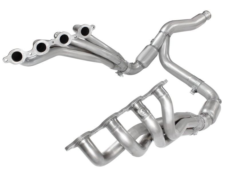 2014 Chevy Silverado header-y pipe combo 1