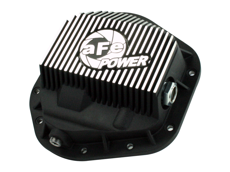 Front and Rear Differential Covers | aFe POWER