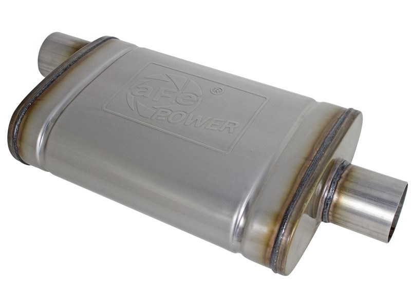 Universal Center exit exhaust muffler 49-91026A1600