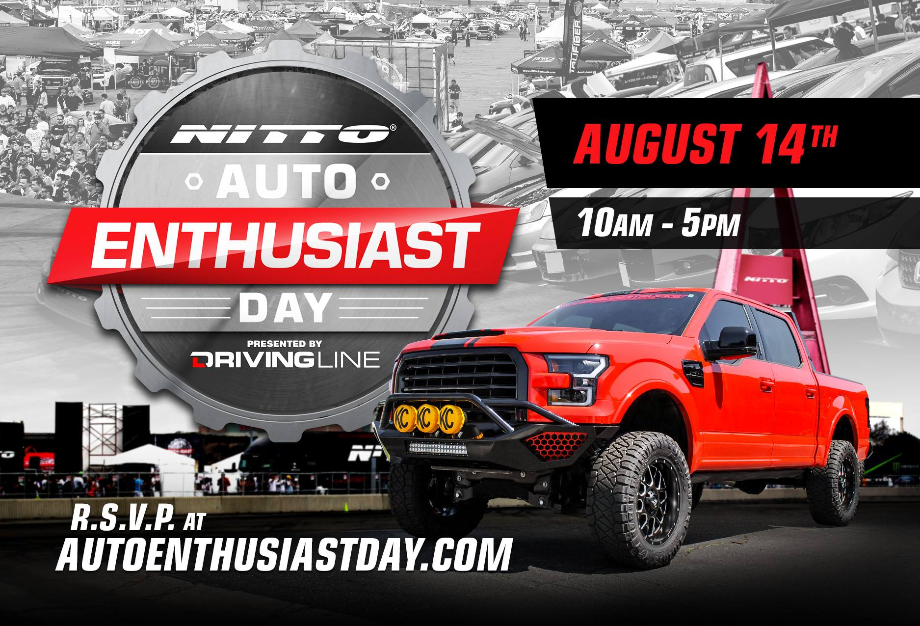 Nitto Auto Enthusiast Day 2016