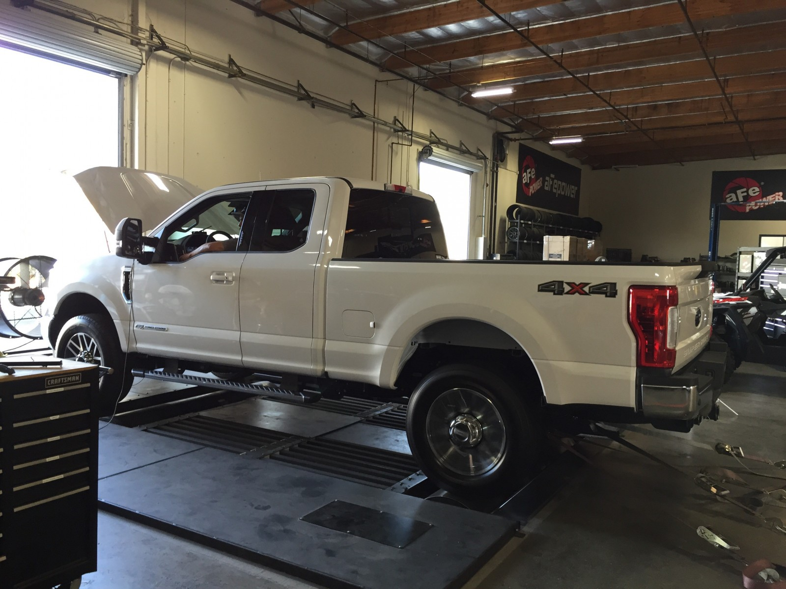 2017 Ford F 250 5