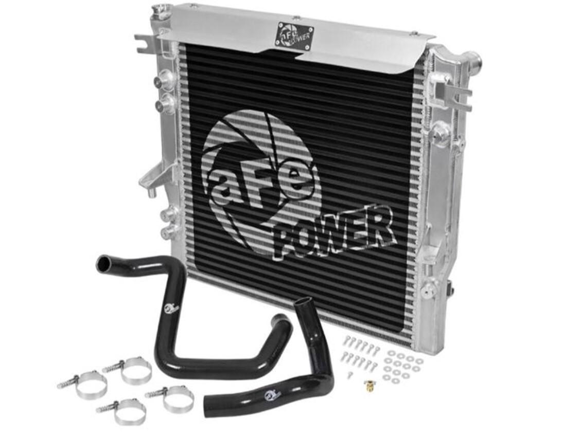 Jeep JK aFe POWER Radiator