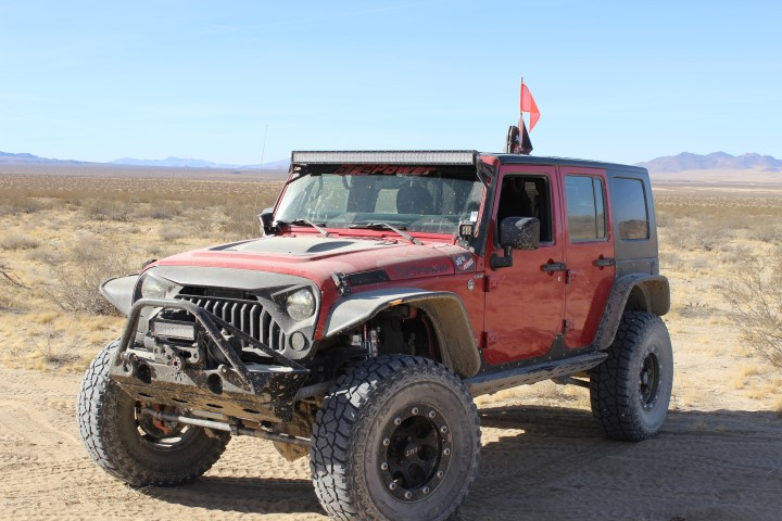 aFe POWER Jeep Wrangler JK